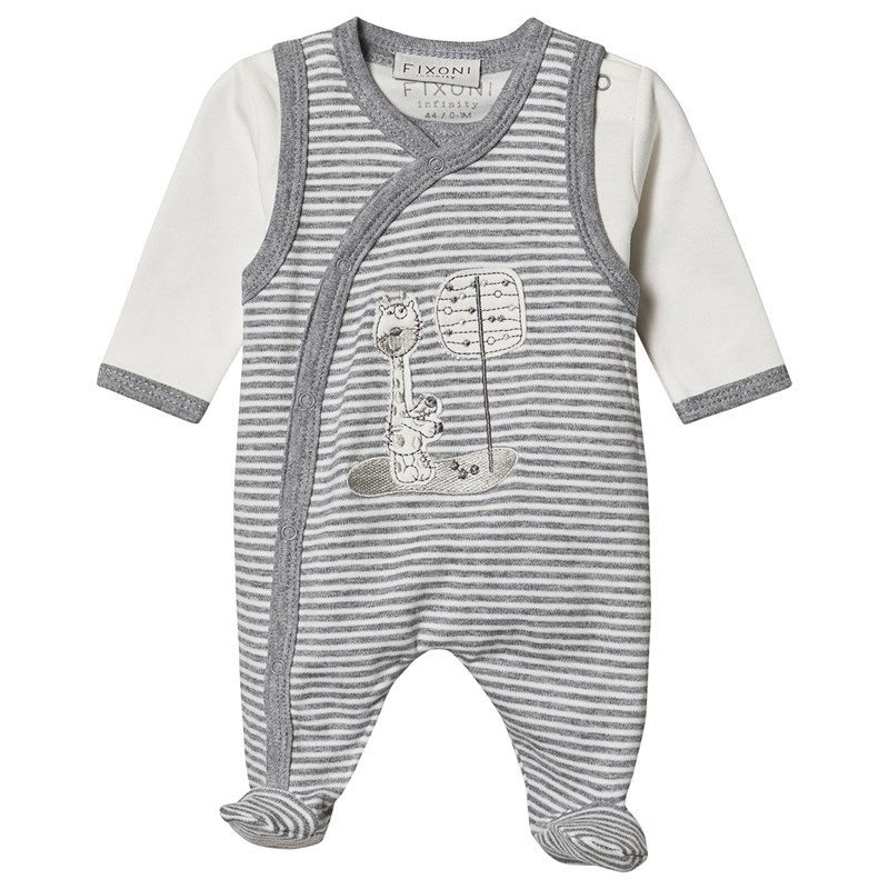 Fixoni Babyset Off White 44 cm (premature)