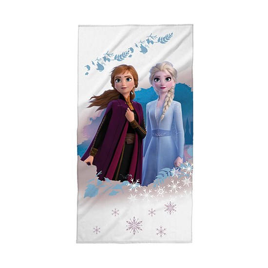 Disney Frozen Frost Badhandduk Believe In The Journey 70 x 140 cm.