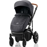 Britax Smile III Barnvagn Midnight Grey