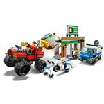 LEGO City 60245 LEGO® City Monstertruckskupp