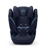 Cybex Solution S i-Fix Bilbarnstol Navy Blue