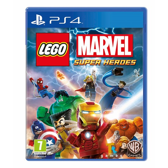 Lego LEGO Marvel Super Heroes (PS4)