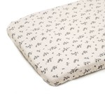 garbo&friends Bluebell Muslin Fitted Sheet Adult