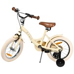 "STOY 14"" Cykel Vintage Creme"