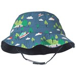 Frugi Little Dexter Solhatt Bullet Train