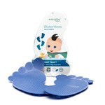 Everyday Baby 4-Pack Heat Sensing Halksäkra badmattor Azure Blue