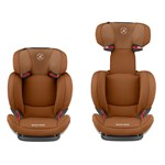 Maxi-Cosi Rodifix AirProtect Bältesstol Authentic Cognac