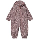 Kuling Gothenburg Softshell Overall Lilac Flower