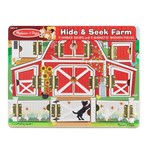 Melissa & Doug Hide and Seek Bondgård