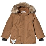Wheat Jacket Julian Tech Caramel