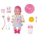 Baby Born Soft Touch Candy Girl 43 cm Docka Rosa