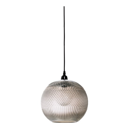 Bloomingville Pendant lamp glass brown