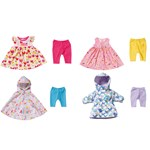 Baby Born Deluxe 4Season Set 43cm