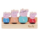 Peppa Pig Wooden Play Family Figur