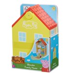 Peppa Pig Wooden Play Family Hus