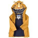 Joules Riverside Regnjacka Yellow Tiger