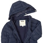 ebbe Kids Bevin Quilted Suit Dark Navy