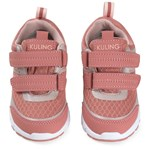 Kuling Seattle Waterproof Sneakers Strawberry Cream