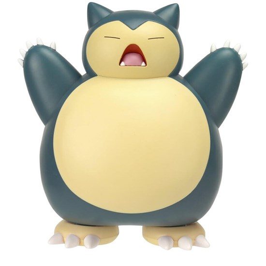 Pokemon Battle Feature Figure - Snorlax