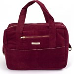 Filibabba Nursing Bag - Corduroy, Deeply Red