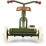 STOY Tricycle Vintage Army Green