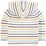 Joules Blue Multi Stripe Conway Cardigan
